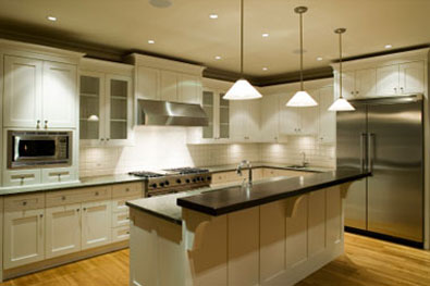 Milwaukee Electrician  Residential Lighting Services - Kitchen Lighting
